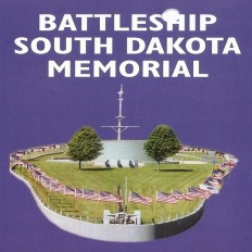 USS South Dakota Battleship Memorial