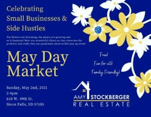 May Day Market Announcement