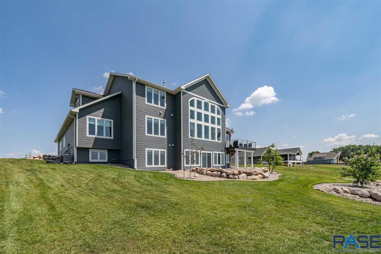ASRE Lake Poinsett Executive Home Backyard Exterior