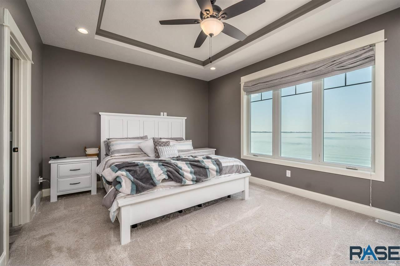 ASRE Lake Poinsett Executive Home Bedroom