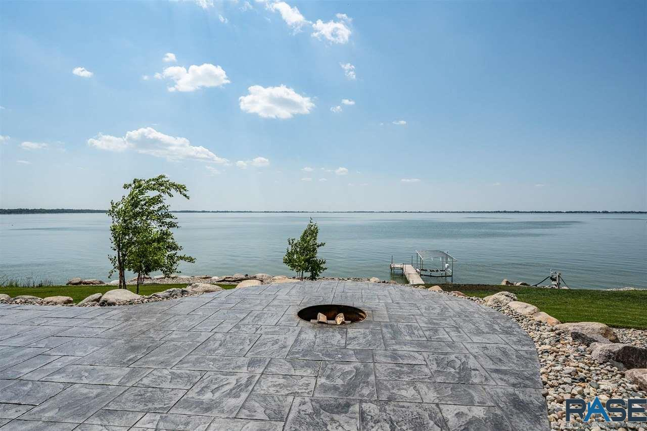 ASRE Lake Poinsett Executive Home Dock View