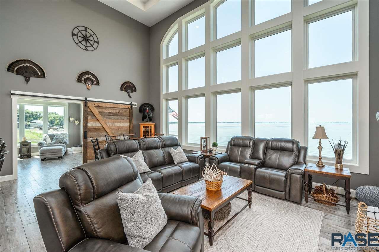 ASRE Lake Poinsett Executive Home Living Room 1